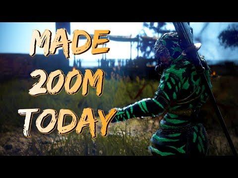 BDO - I Made 200M Today