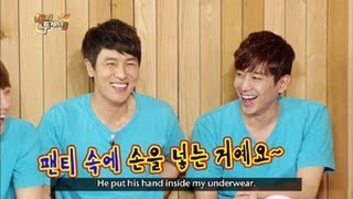 Happy Together - Shinhwa, Heo Young Saeng, & Choi Hui! (2013. 06. 0...
