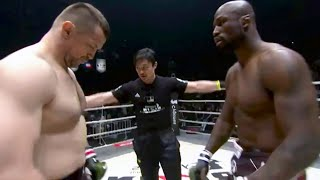 Mirko CRO COP Filipovic (Croatia) vs Muhammed Lawal (USA) | KNOCKOUT, MMA Fight HD