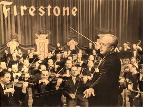 VOICE OF FIRESTONE  09 06 1952  ELEANOR STEBER SOPRANO