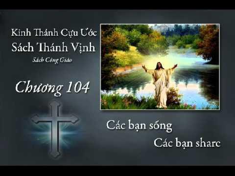 Sách Thánh Vịnh Chương 104