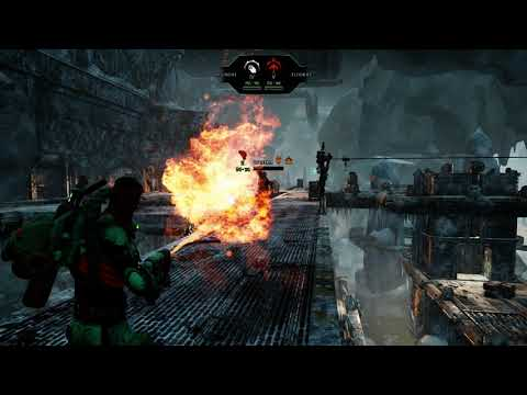 Necromunda Bolt weapons are BRUTAL |