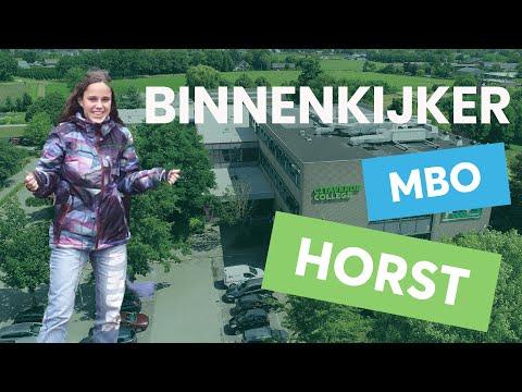 Horst MBO Binnenkijker