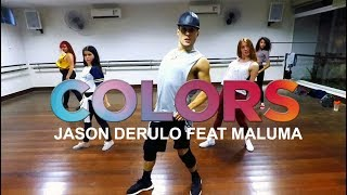 COLORS Choreography - Jason Derulo ft Maluma - @EduardoAmorimOficial