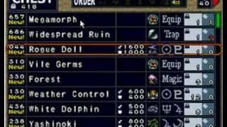 Yu-Gi-Oh Forbidden Memories Megamorph-duelo 30-pegasus