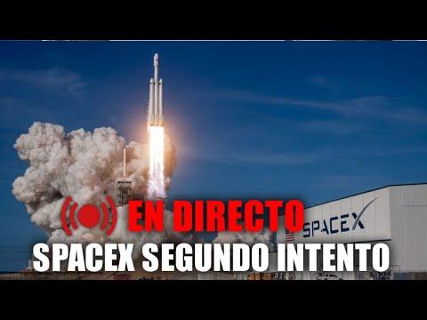 La NASA lanza con éxito el primer vuelo tripulado del SpaceX,  en directo I MARCA