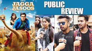 Jagga Jasoos PUBLIC REVIEW - Ranbir Kapoor, Katrina Kaif