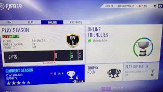 live fifa 19 Xbox 360 Episode 6. Game on