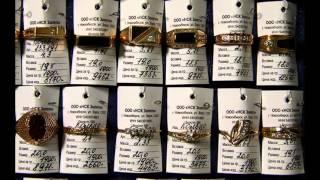 видео Кольца мужские из золота