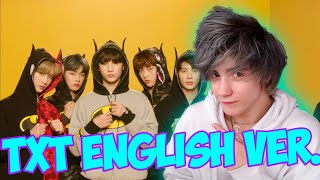 TXT (투모로우바이투게더) 'Cat & Dog' Official MV (English ver.) Реакция | BTS | Реакция на Txt Cat Dog