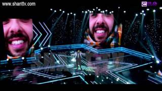 X Factor4 Armenia Gala Hamerg 01 Tyom/John Legend/We just don't care 19 02 2017