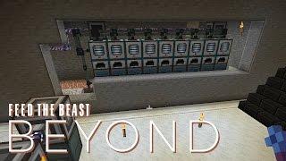 FTB Beyond w/ xB - AUTOMATIC ORE PROCESSING [E30] (Modded Minecraft)