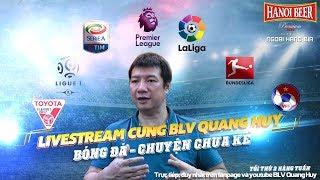 cúp châu á, nỗi ám ảnh của các đội vô địch v-league? | livestream cùng blv quang huy