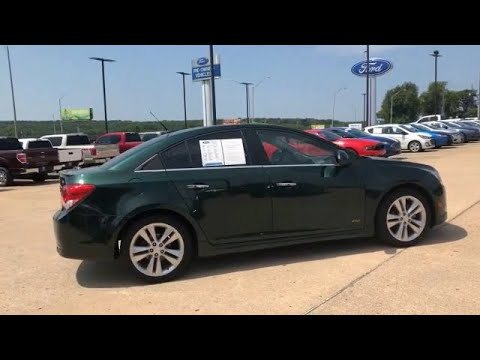 2014 Chevrolet Cruze Tulsa, Broken Arrow, Owasso, Bixby, Green Country, OK B25429B