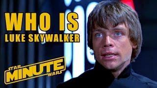 Luke Skywalker Character History (Canon) - Star Wars Minute