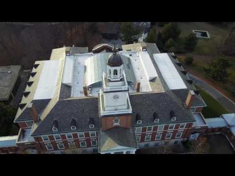 Johns Hopkins University Drone Footage