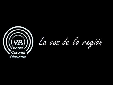 LU32 Radio Coronel Olavarria AM1160, desde Mendoza con Sangean ATS505