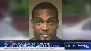 Hartford car thief gets beat by 11-year-old