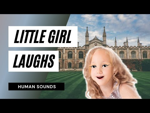 Little Girl Laughs - Sound Effect - Animation