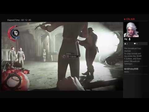 08 Pre Grand Palace - Linkus-Fai's Live Broadcast Dishonored 2
