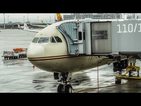 TRIP REPORT | Etihad Airways | Airbus A340-600 | Abu Dhabi - Munich | Economy Class