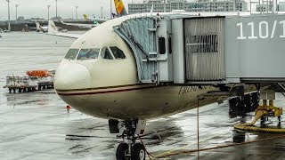 TRIP REPORT | Etihad Airways | Airbus A340-600 | Abu Dhabi - Munich | Economy Class
