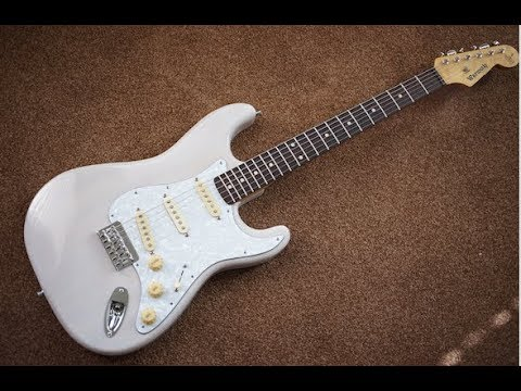 WARMOTH NECK HARDTAIL STRATOCASTER