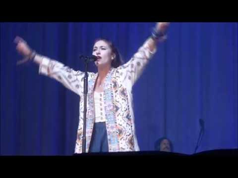 """O' Lord""...Lauren Daigle LIVE...Houston, TX...10/27/18"