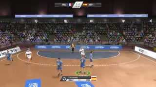 IHF Handball Challenge 14 PC Gameplay | 1080p