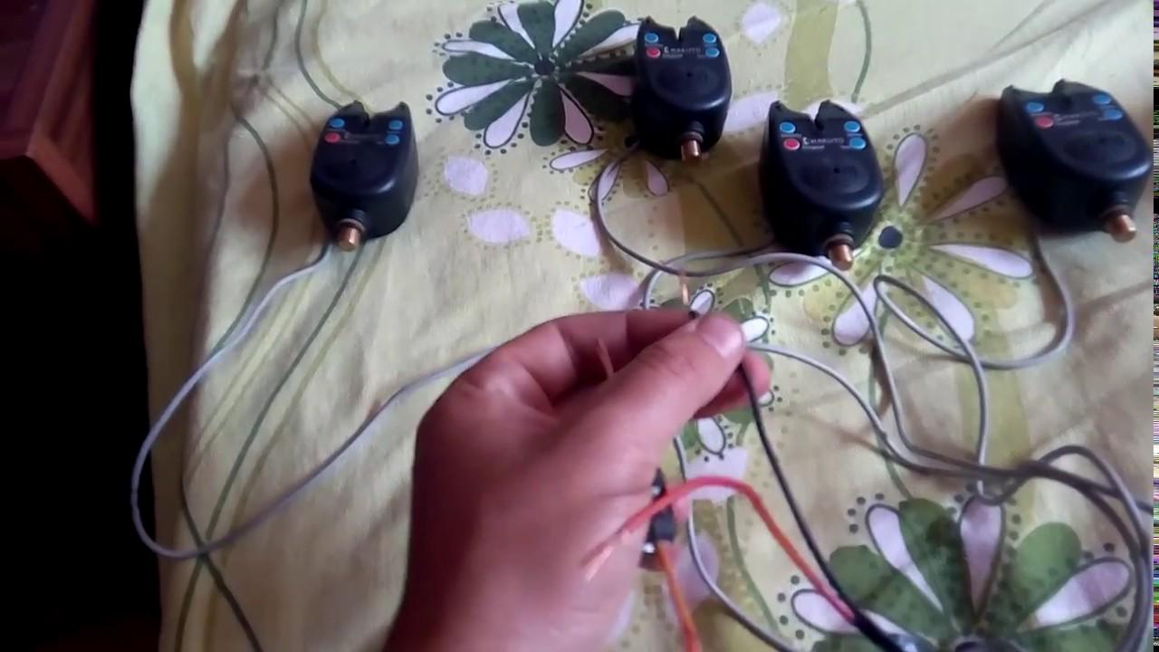 Senzori lansete Hakuyo remediere problema baterii