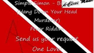 Simple Simon - Billy Red (Hang Down Your Head Murderer)