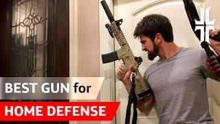 Best Gun for Home Defense: Shotgun, AR-15, or Pistol?
