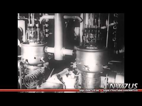Vintage 1943 Westinghouse Film - 'Electronics at Work' (Complete)