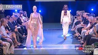 YASMINA T. - INSPIRACION ARABE Spring Summer 2019 Marbella - Fashion Channel