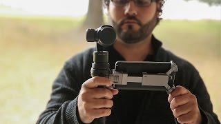 DJI Osmo Review - 3 axis Gimbal with a 4k camera? Yes please