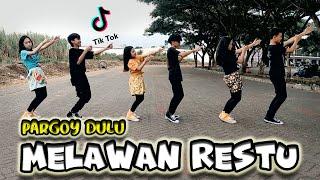 Download Mp3 DJ TIKTOK MELAWAN RESTU ZORINA DANCE