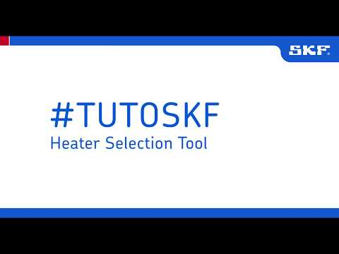 Tuto sur le guide de sélection d'appareil de chauffage par induction SKF