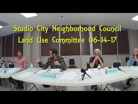 SCNC Land Use Committee 06 14 17