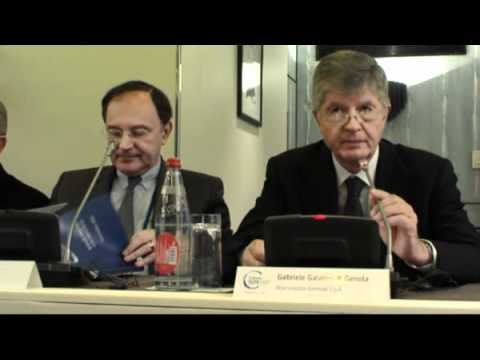 B20 Roundtable Financial Regulation