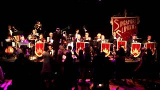 Oh Miss Hannah - performed by Matt Tolentino and the Singapore Slingers
