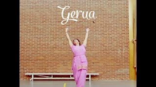 Gerua - Dilwale - Dance Video - Choreography