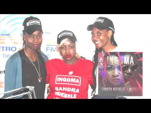 Sandra Ndebele launches #Ingoma single at Skyz Metro FM