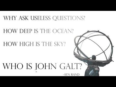 John Stossel - Atlas Shrugged (full)