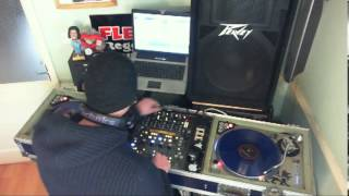 Dj Flex On The Real Life Riddim 2013 & Push Come To Shove Riddim 2013