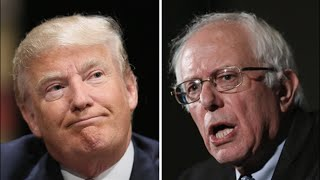 BREAKING: Trump uses Bernie Sanders video attacking Joe Biden