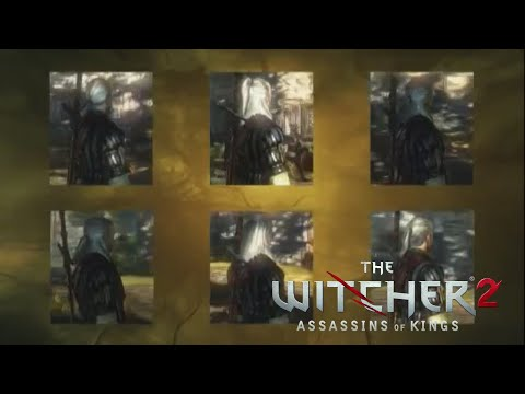 The Witcher 2 Dlc Barbers And Coiffeuses Youtube