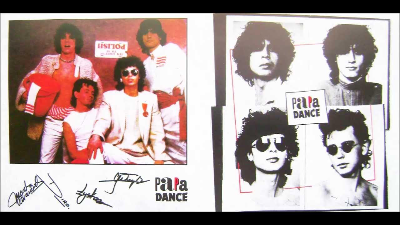 Papa Dance - Papa Dance