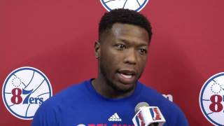 Nate Robinson Interview at NBA D-League Debut