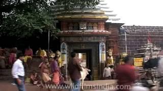 Lingaraja Temple, Orissa
