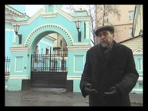 Улочки Москвы. Яузская улица. 2 часть.